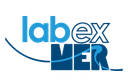 Labex logo - Frontiers in marine research